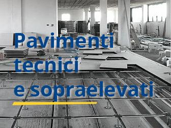 progetto decora pavimenti tecnici e sopraelevati